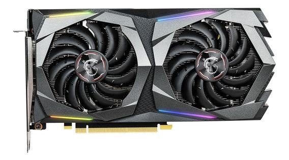 Placa de video Nvidia MSI GeForce GTX 16 Series GTX 1660 SUPER GEFORCE GTX 1660 SUPER GAMING X 6GB