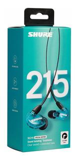 In Ears Shure Se215 Sound Isolating Earphones Audifonos