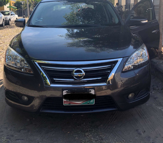 Nissan Sentra 1.8 Advance At 2015