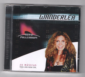 Wanderlea - 20 Músicas Novo Millennium Cd