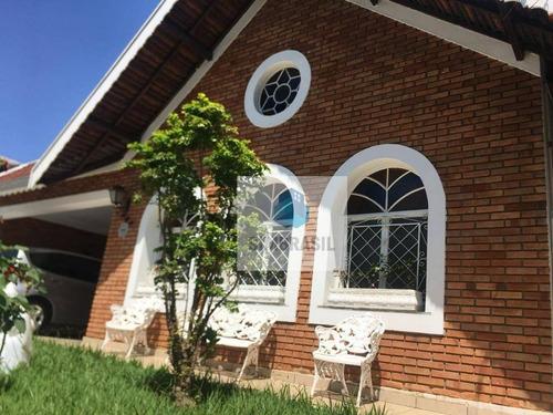 Imagem 1 de 20 de Casa Jardim Nova Europa - Ca0832