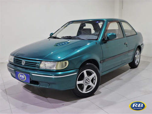 Imagem 1 de 15 de Volkswagen Logus Cli 1.6.