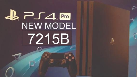 Ps4 Playstation 4 Pro 7215b 1 Tb - Pode Retirar - Mod Novo