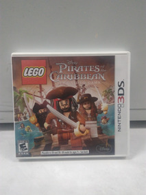 Lego Pirates Of The Caribbean - Nintendo Ds - Com Caixa