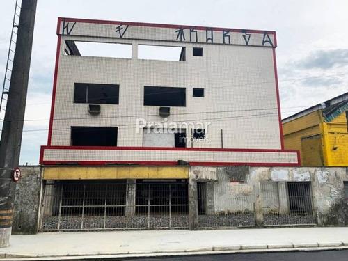 Imagem 1 de 1 de Prédio | 03 Andares | 1.200 M2 Área Útil | Santos - Sp - 2343-81