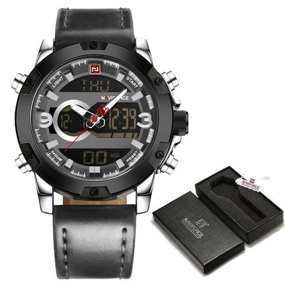 Relógio Masculino Original Naviforce Esportivo Fg