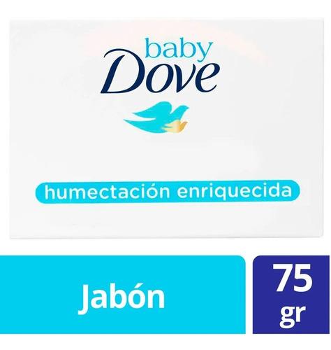 Jabon Dove Baby Bebe Humectacion Enriquecida 75gr Tocador