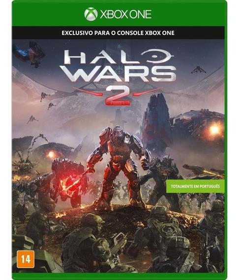 Jogo Xbox One Halo Wars 2 Mídia Física