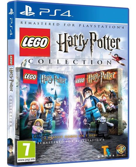 Lego Harry Potter Collection Ps4 Disco Fisico Novo Nacional