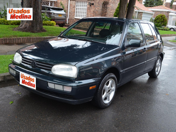Volkswagen Golf Manhattan 1.8 Mec