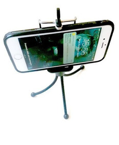 Kit Youtuber Advanced Ii Tripe 7,5cm Tripe Flexivel Celular