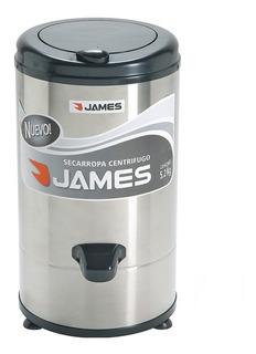 Secarropas Centrifugas James A662 Inoxidable 6.2 Kg Dimm