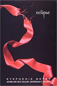 Livro Eclipse - Stephenie Meyer