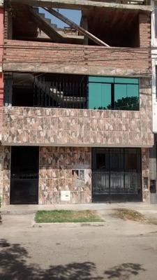 Casa De 5 Ambientes De 120 Mtrs Area Y 100 Construidos