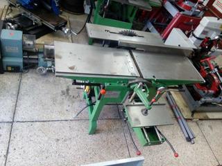 Maquina Multifuncion/cepilladora/canteadora/sierra De Mesa/t