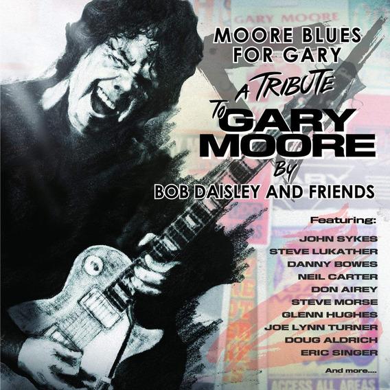 Cd : Gary Moore - Moore Blues For Gary (cd)