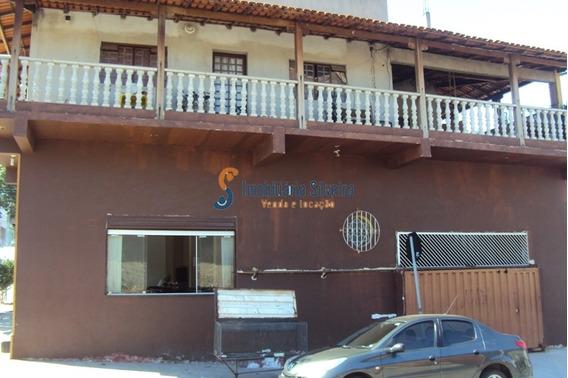 Imóvel Comercial / Residencial, Localização Privilegiada, C/ 1 Loja Grande 2 Bhos, 1 Cozinha, 1 Vaga, Casa, 3 Qtos, 1 Suite, 4 Bhos, 1 Sala - 4721