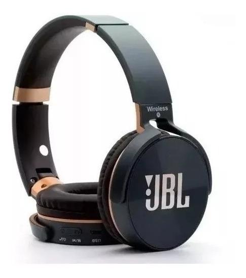Headphone Fone De Ouvido Bluetooth Jb950 Wireless/mp3/sd