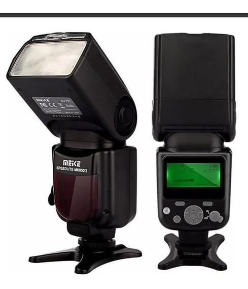 Flash P/ Canon Speedlight Meike930ii - T6 T5i 60d 70d Sl2