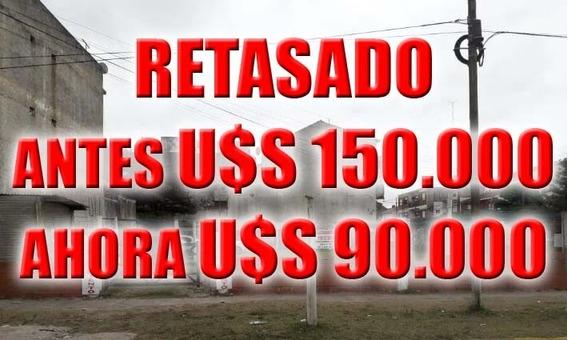 Terreno En Las Toninas Esquina Comercial Unico!!!