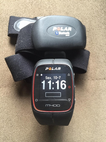 Monitor Cardíaco Para Exercícios Polar M400