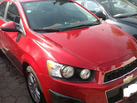 Chevrolet Sonic 1.6 Lt At Sedán