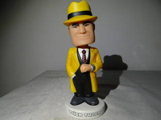 Dick Tracy Wacky Wobbler Funko