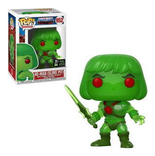 Funko Pop Tv Masters Of The Universe He-man Comic #952