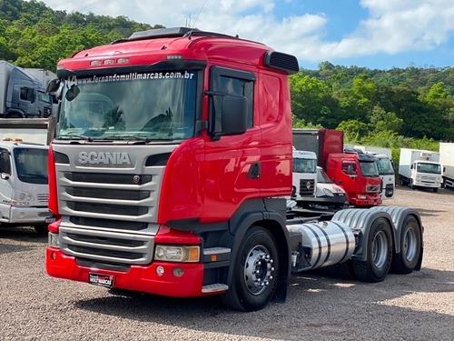 Imagem 1 de 15 de Scania R440 6x2 - Automático