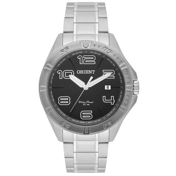 Relógio Orient Masculino Mbss1274 G2sx.