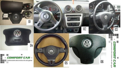 Kits Air Bag Vw Amarok Gol Trend Msi Suran Fox Voyage