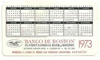 Calendario 1973.Almanaque Calendario 1973 En Mercado Libre Argentina