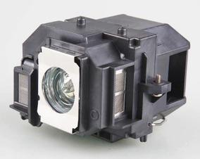 Lâmpada Completa Projetor Epson S10 S9 S92 W10 X10 W9 X9