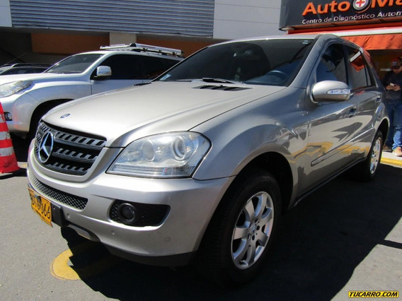 Mercedes Benz Clase Ml 350 Ml 350 3.5 At