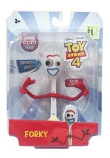 Muñeco Forky 8 Cm Articulado Toy Story 4 Disney Original