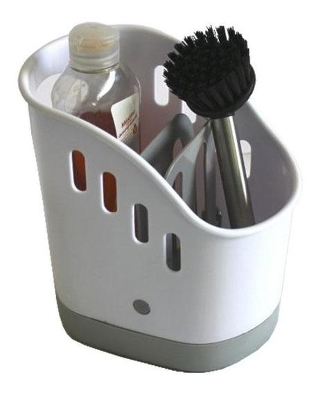 Organizador De Cocina Porta Esponja Detergente Para Mesada