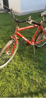 Bicicleta Roja Rodado 26
