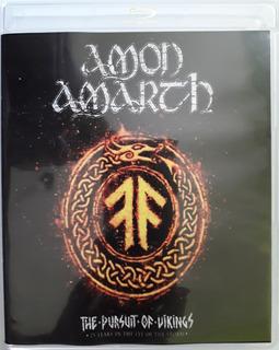 Blu-ray Amon Amarth - The Pursuit Of Vikings