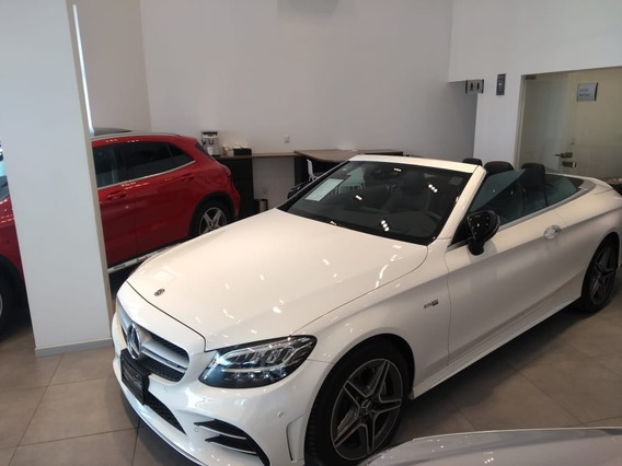 Mercedes Benz C43 Covertible Blanco Demo 2019