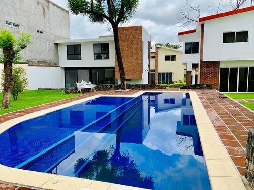 Casa En Condominio En Centro Jiutepec / Jiutepec - Via-439-cd