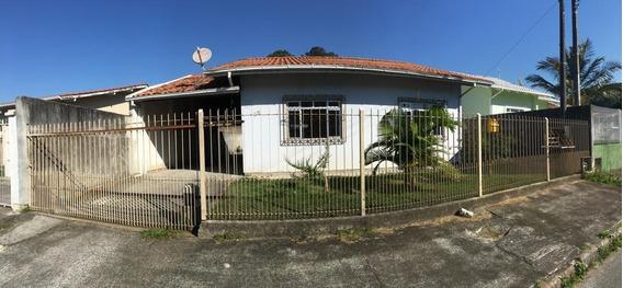 Casa Com 3 Dormitórios À Venda, 80 M² Por R$ 300.000,00 - Potecas - São José/sc - Ca2407