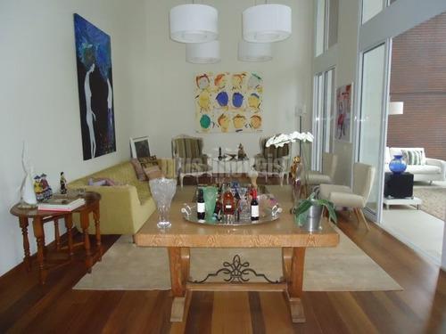 Apartamento 4 Dormitórios 3 Suites 3 Vagas Deposito No Campo Belo! - Pj39134