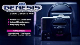 Consola - Sega Genesis Mini