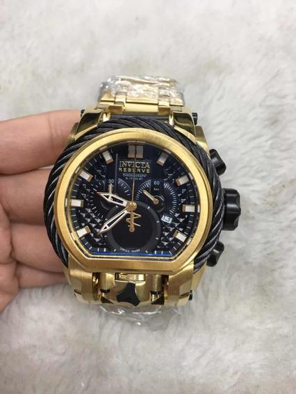 Relógio Invicta Bolt Preto Modelo Novo