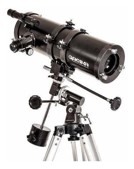 Telescópio Newtoniano Eq 1000x114mm - Tele-1000114