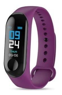 Relógio Pulseira Smartwatch Bluetooth, Android, Omeshin