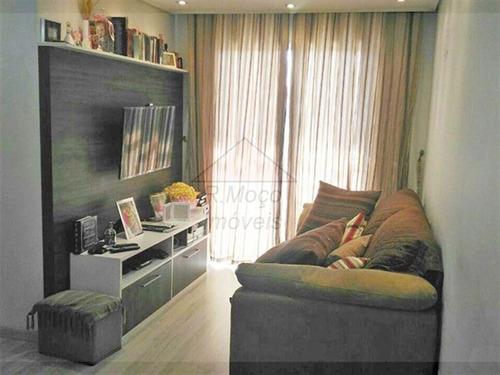 Apartamento Maravilhoso-mobiliado-pronto Para Morar-metrô Guilhermina - 172
