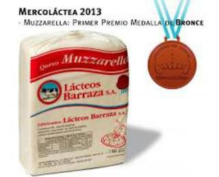 Muzarella Barraza X 10 Kilos