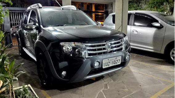 Renault Duster 1.6 16v Preta - Porto Alegre