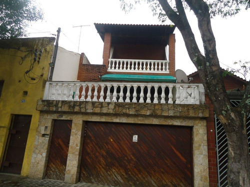 Sobrado  Residencial À Venda, Vila Prudente, São Paulo. - So0778